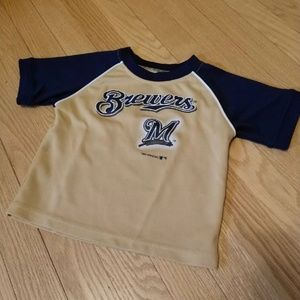 Brewers Tee 2T